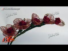 COMO HACER UN TOCADO MUY LINDO Y SIMPLE VIDEO No. 85 - YouTube