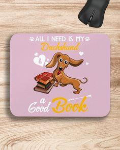 All I Need Is My Dachshund Dog A Good Book Mugs - Classic Pink miniature dachshund, daple dachshund, dappled dachshund #dachshundoftheday #dogsofinstagram #doggy, dried orange slices, yule decorations, scandinavian christmas Dapple Dachshund Long Haired, Dachshund Quotes, Cute Eyes, Yule Decorations, Cute Friends, Orange Slices, Scandinavian Christmas, Good Books