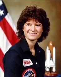 The third: Sally Ride - 18 june 1983