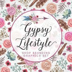 44d9f2b88ab49 90 Best Etsy Shop Branding Graphics Sets images in 2019 | Label ...
