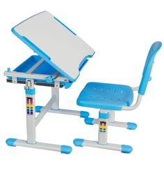 Vivo Kids Height Adjustable Desk & Chair