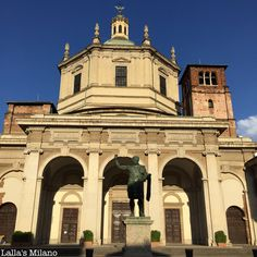 San Lorenzo #Milano