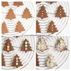 Biscotti albero di Natale, il tutorial - Un biscotto al giorno