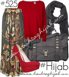 Hashtag Hijab Outfit #525