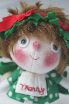 Jody Battaglia's Holly Berry Fairy