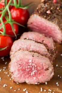 Rôti de boeuf au four Basse Temperature: recette Rôti de boeuf au four Basse Temperature, aftouch-cuisine