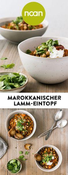 Orientalische Gewürze, Lamm und frisches Gemüse – mit diesem wunderbaren Lamm-Eintopf holt ihr euch die Wärme Marokkos ins trist-winterliche Wien!