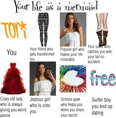 """""""Lol - at least the popular girl is jealous"""" by tayzalo on Polyvore"""