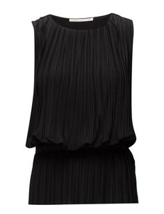 DAY - Day Emigre-The DAY Emigre is a modern take on a classic style. Micro pleats Defining elastic waistband Chic Elegant and feminine Modern Classic Style, Feminine, Elegant, Chic, Day, Modern, Clothes, Shopping, Black