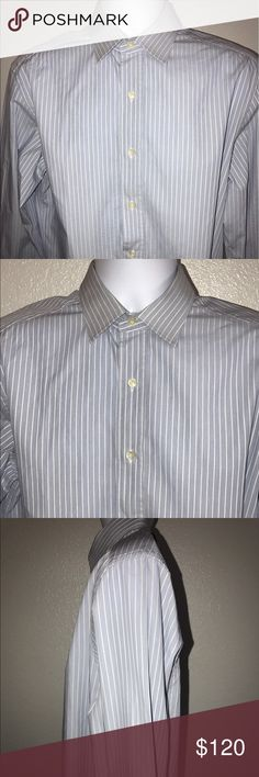 Men's shirt Men's Valentino shirt in excellent condition .size 41. Valentino Shirts Casual Button Down Shirts