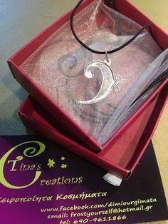 Tina's Creations - Handmade Jewels & More!: 15€ Κρεμαστο κλειδι του Φα / Musical Fa key pendan... Bracelets, Necklaces, Freedom, Creativity, Pendants, Pendant Necklace, Jewels, Women, Art