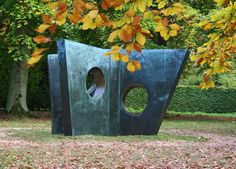 Barbara Hepworth / Three Obliques