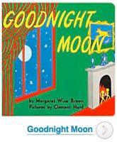 """Goodnight stars, goodnight air, goodnight noises everywhere."""