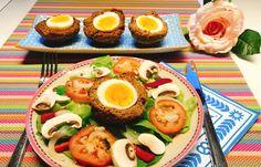Ideal als kalte oder warme Beilage beim Buffet, als Salat-Beilage oder als Party-Snack!