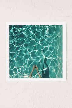 Max Wanger Diver Art Print - Urban Outfitters