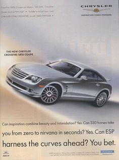 2004 Chrysler Crossfire SRT6 Coupe - Productioncars.com