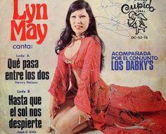 Lyn May, la reina de las vedettes