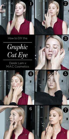 Beauty School: How to Get the Derek Lam Look