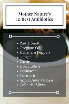 Your first line of defence against any illness or infection, is your immune system. These foods will super-boost your body's ability to fight any nasty bugs that come your way and will help you remain healthy all year long. Apple Cider Vinegar ACV contains acetic and malic acid as well as mineral salts, vitamins, and [...]