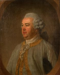 MacCarthy Denis by Perronneau, 1768