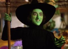Pictures & Photos of The Wicked Witch of The West. Margaret Hamilton in the Wizard of Oz.