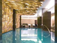 ESPA spa in Istanbul. @Erin U., @Alysia Smith Carew, @HoneyLamb SweetThing, @Maya Bery:  I think we have another contender for the spa escape.
