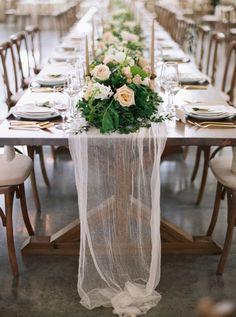 Featured Photographer: Nicole Berrett Photography; Wedding reception ideas.