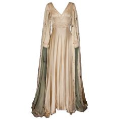 Tumblr ❤ liked on Polyvore featuring dresses, medieval dress, fantasy and medieval