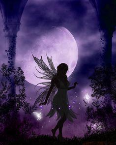 A secret place fairy