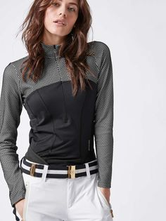 FIRST LAYER CANDY in Black for Women | BOGNER USA