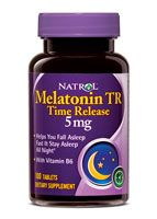 Natrol Melatonin Time Release