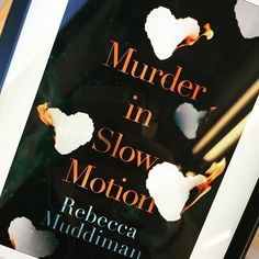 Wonderful to be reading a book by a local author set in my local area - even better its good! #amreading #rebeccamuddiman #crimefiction #amurderinslowmotion #bookstagram #thriller #suspense #northeastengland #teesside