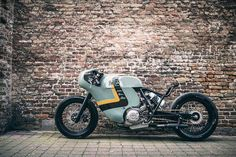 """12k Likes, 45 Comments - Cafe Racers of Instagram (@caferacersofinstagram) on Instagram: """"@hermanus_bruges Ducati sprint bike by @mellowmotorcycles ready for the @sultansofsprint . Photo…"""""""