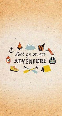 yes, i need an adventure