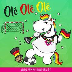 🇩🇪 vs. 🇸🇪 Olé olé olé! #Pummeleinhorn drückt schon fleißig die Daumen! Das wird ein spannendes ⚽️ #Fußball-Spiel!   Habt ihr schon unser Fußball Blabla-#Bingo runtergeladen? Gibt es kostenlos bei uns im #Blog!   Viel Spaß!  www.pummeleinhorn.de  #chubbyunicorn #football #soccer #wm2018 Moon Activities, Alphabet Activities, Hands On Activities, Fat Unicorn, Unicorn Names, Kindergarten Themes, Preschool Themes, Blabla, Pin Tool