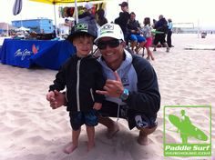 Resident shop kid, Max meets Danny Ching! #SUP #404 #paddleboardevents #paddleboard #danny ching# paddlesurfwarehouse