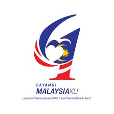 Tema Dan Gambar Logo Hari Kebangsaan Malaysia 2018