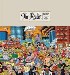 cookbooks: The Realist Cartoons By Art Spiegelman Hardcover Book (English) -> BUY IT NOW ONLY: $32.8 on eBay!