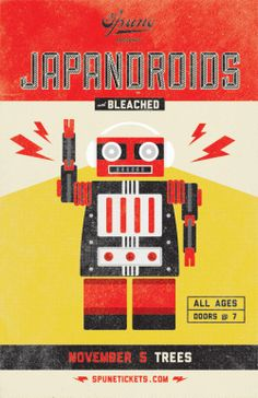 Japandroids with Bleached - November 5, 2012 at Trees - Tickets: https://spunetickets.com/index.php?id=236