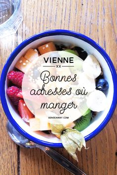 Step6: Vienne Places to eat