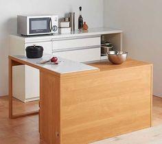 практичный кухооный стол