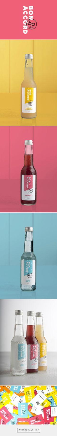 Bon Accord Beverage Packaging by Creative Graffix | Fivestar Branding Agency – Design and Branding Agency & Inspiration Gallery