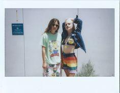 Teresa Oman & Sarah Marland Kick It In Emma Mulholland | Fashion Magazine | News. Fashion. Beauty. Music. | oystermag.com