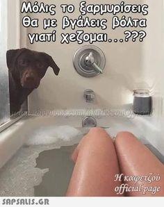 0 Η κα Ρετζου official page Funny Greek, Funny Photos, Laugh Out Loud, Funny Jokes, Lol, Memes, Quotes, Animals, Hilarious