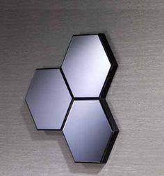 Espelho Hexa