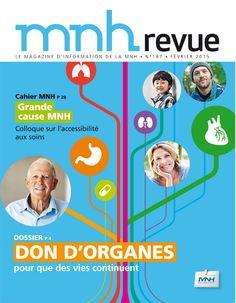 Revue MNH n° 187 Réalisation du pré-presse