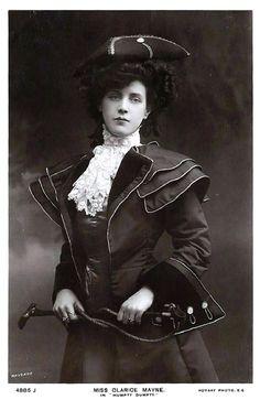 1900s Fashion, Edwardian Fashion, Edwardian Era, Vintage Fashion, Gothic Fashion, Style Fashion, Fashion Clothes, Belle Epoque, Style Édouardien