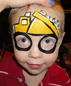 face painting for kids Face Painting For Boys, Face Painting Designs, Paint Designs, Simple Face Painting, Lorie, Cheek Art, Kids Makeup, Boy Face, Maquillage Halloween
