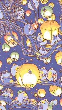 Molang - Lantern Series