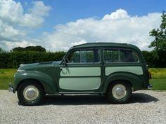 1954 Fiat Topolino for sale - www.classiccarsforsale.co.uk